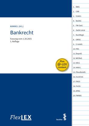 FlexLex Bankrecht von Kammel,  Armin