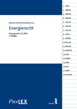 FlexLex Energierecht | Studium von Pirstner-Ebner,  Renate