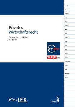 FlexLex Privates Wirtschaftsrecht │Studium von Wrbka,  Stefan