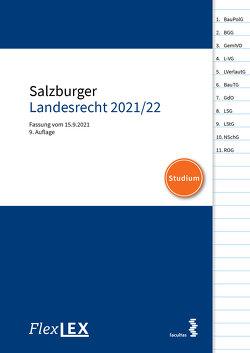 FlexLex Salzburger Landesrecht 2021/22