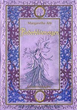 Fliederblütenregen von Alb,  Margarethe