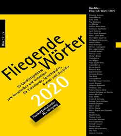 Fliegende Wörter 2020 von Grewe,  Andrea, Herbst,  Hiltrud, Mendlewitsch,  Doris