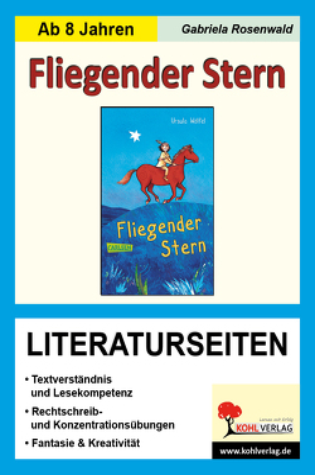 Fliegender Stern – Literaturseiten von Rosenwald,  Gabriela