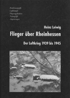 Flieger über Rheinhessen von Krawietz,  Peter, Leiwig,  Heinz