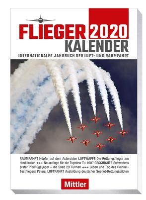 Fliegerkalender 2020 von Kramer,  Tim F.