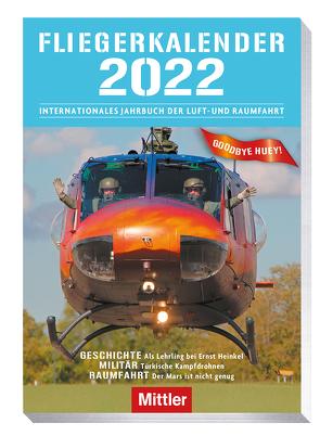 Fliegerkalender 2022 von Kramer,  Tim F.