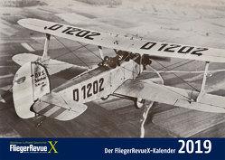 FliegerRevueX Kalender 2019