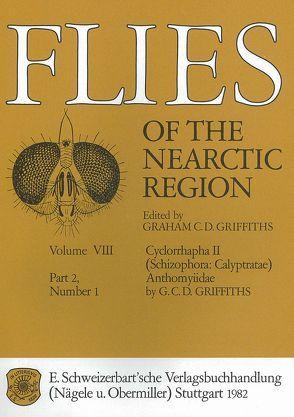Flies of the Nearctic Region / Cyclorrhapha II (Schizophora: Calyptratae) / Anthomyiidae von Griffith,  Graham C, Griffiths,  Graham C