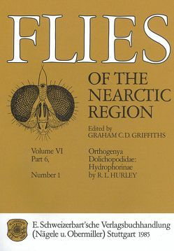 Flies of the Nearctic Region / Orthogenya / Dolichopodidae: Hydrophorinae von Griffiths,  Graham C, Hurley,  Richard L