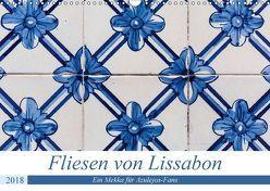 Fliesen von Lissabon (Wandkalender 2018 DIN A3 quer) von Rost,  Sebastian