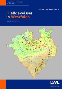 Fließgewässer in Westfalen von Horst,  Pohlmann