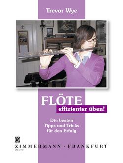 Flöte – effizienter üben! von Wye,  Trevor