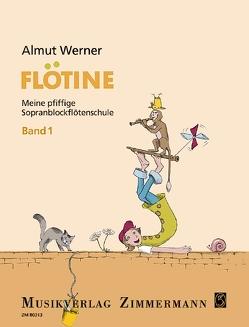 Flötine von Müller,  Ulrike, Werner,  Almut