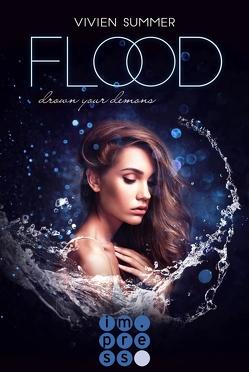 Flood (Die Diamanten 1) von Summer,  Vivien