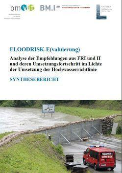 Floodrisk-E(valuierung) von BMLFUW,  Sektion Wasser