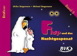 Flop und das Nachtgespenst von Stegemann,  Michael, Stegemann,  Ulrike