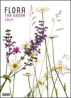 Flora 2019 – Blumen-Kalender von DUMONT– Foto-Kunst – Poster-Format 49,5 x 68,5 cm von DUMONT Kalenderverlag, Kadam,  Tan