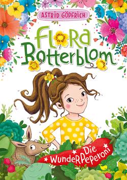 Flora Botterblom – Die Wunderpeperoni – Band 1 von Göpfrich,  Astrid, Grigo,  Pe