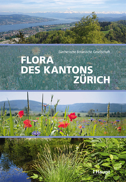 Flora des Kantons Zürich von Del Fabbro,  Corina, Jäggli,  Gregory, Keel,  Andreas, Kessler,  Michael, Nobis,  Michael P, Wohlgemuth,  Thomas