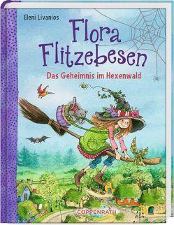 Flora Flitzebesen (Bd. 1) von Livanios,  Eleni