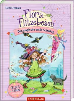 Flora Flitzebesen (für Selbstleser) von Livanios,  Eleni