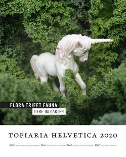 Flora trifft Fauna. Tiere im Garten
