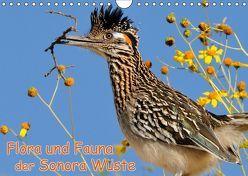 Flora und Fauna der Sonora Wüste (Wandkalender 2019 DIN A4 quer) von Wilczek,  Dieter-M.