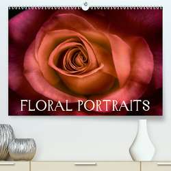 Floral Portraits – Blumen Impression (Premium, hochwertiger DIN A2 Wandkalender 2021, Kunstdruck in Hochglanz) von Photon (Veronika Verenin),  Vronja