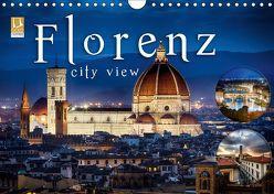 Florenz city view (Wandkalender 2019 DIN A4 quer) von Schöb,  Monika