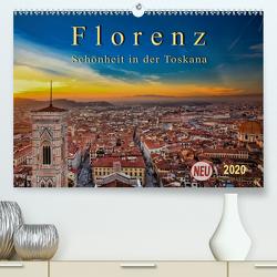 Florenz – Schönheit in der Toskana (Premium, hochwertiger DIN A2 Wandkalender 2020, Kunstdruck in Hochglanz) von Roder,  Peter