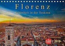 Florenz – Schönheit in der Toskana (Tischkalender 2019 DIN A5 quer) von Roder,  Peter