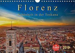 Florenz – Schönheit in der Toskana (Wandkalender 2019 DIN A4 quer) von Roder,  Peter