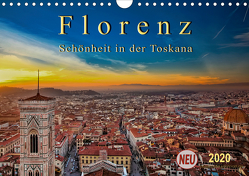 Florenz – Schönheit in der Toskana (Wandkalender 2020 DIN A4 quer) von Roder,  Peter