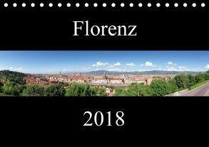 Florenz (Tischkalender 2018 DIN A5 quer) von Gann,  Markus