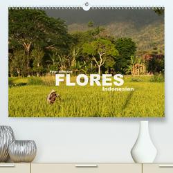 Flores – Indonesien (Premium, hochwertiger DIN A2 Wandkalender 2020, Kunstdruck in Hochglanz) von Schickert,  Peter