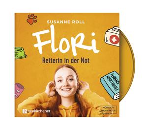 Flori – Retterin in der Not – Hörbuch von Hoffmann,  Max, Roll,  Susanne