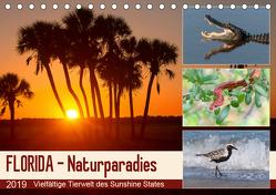 FLORIDA – Naturparadies (Tischkalender 2019 DIN A5 quer) von Eßer,  Kevin