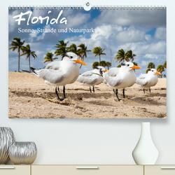 Florida – Sonne, Strände und Naturparks (Premium, hochwertiger DIN A2 Wandkalender 2021, Kunstdruck in Hochglanz) von Schonnop,  Juergen