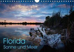 Florida. Sonne und Meer (Wandkalender 2019 DIN A4 quer) von Dietz,  Rolf