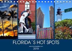 Florida Spots II (Tischkalender 2019 DIN A5 quer) von Schroeder,  Thomas