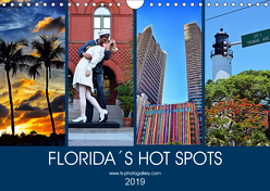 Florida Spots II (Wandkalender 2019 DIN A4 quer) von Schroeder,  Thomas