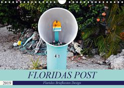 Floridas Post (Wandkalender 2019 DIN A4 quer) von Schroeder,  Thomas