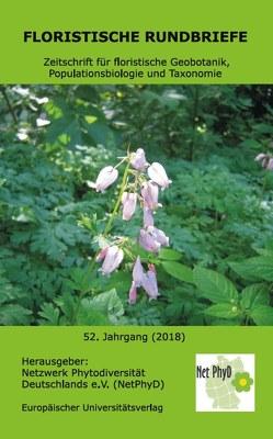Floristische Rundbriefe 52 (2018)