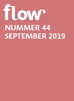 Flow Nummer 44 (6/2019) von Gruner+Jahr GmbH