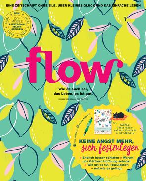 Flow Nummer 58 (4/2021) von Gruner+Jahr GmbH