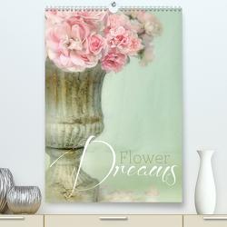 Flower Dreams (Premium, hochwertiger DIN A2 Wandkalender 2021, Kunstdruck in Hochglanz) von Pe,  Lizzy