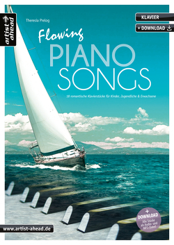 Flowing Piano Songs von Prelog,  Theresia