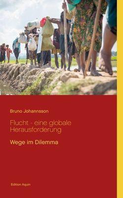 Flucht – eine globale Herausforderung von Johannsson,  Bruno
