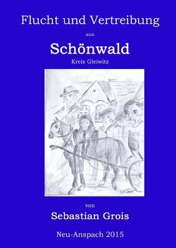 Flucht und Vertreibung aus Schönwald Kreis Gleiwitz Oberschlesien von Grois,  Sebastian