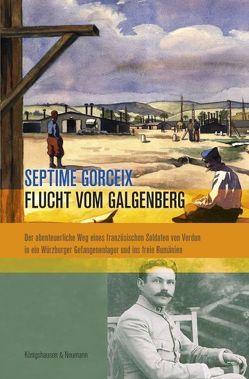 Flucht vom Galgenberg von Flade,  Roland, Gorceix,  Septime, Pürner,  Hartmut